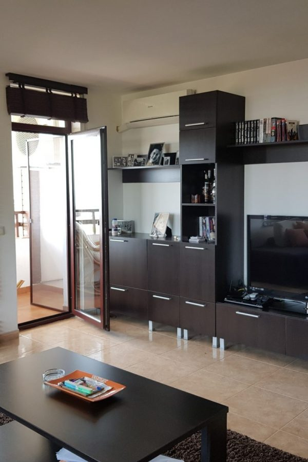 Apartment with 2 bedrooms and a living-room 6  ~90м² Sea view
