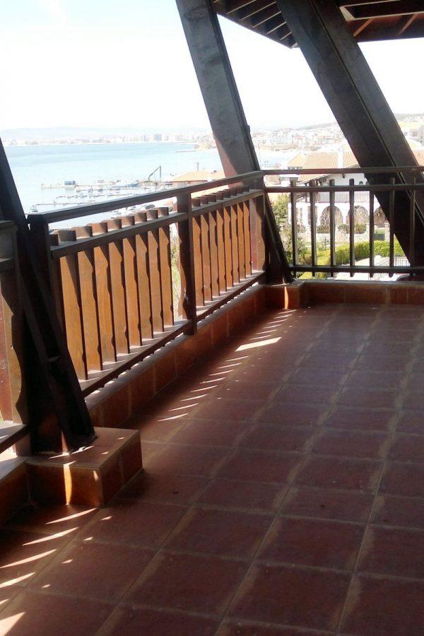 Примерен апартамент 8  ~110м² Гледка море