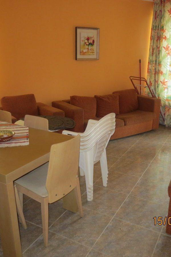 Примерен апартамент 4  ~50м² Гледка градина