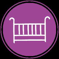 аренда детской кроватки для апартамента