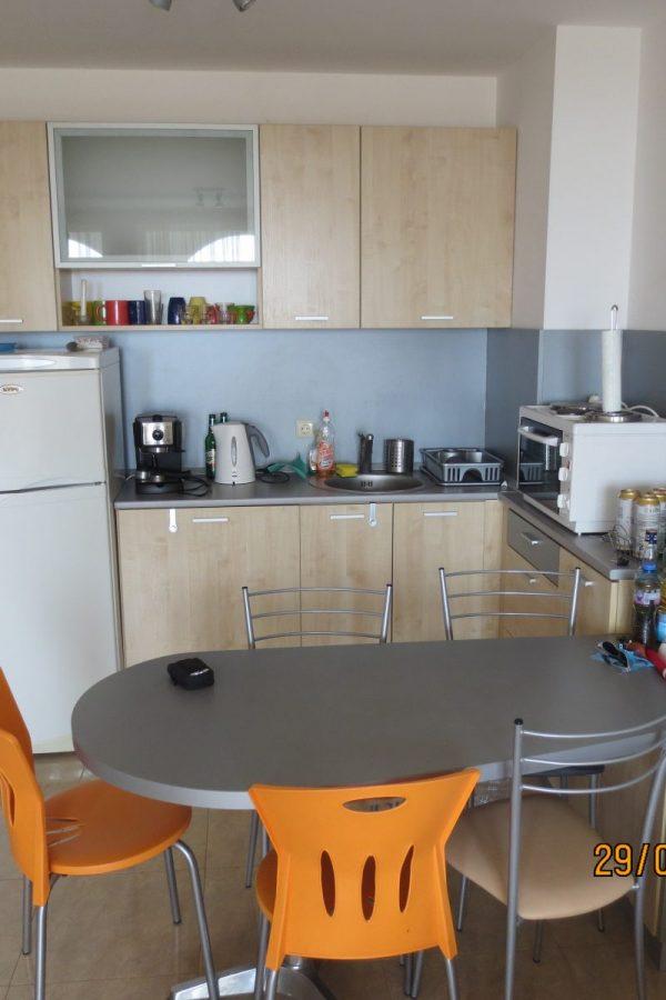 Примерен апартамент 4  ~55м² Гледка градина