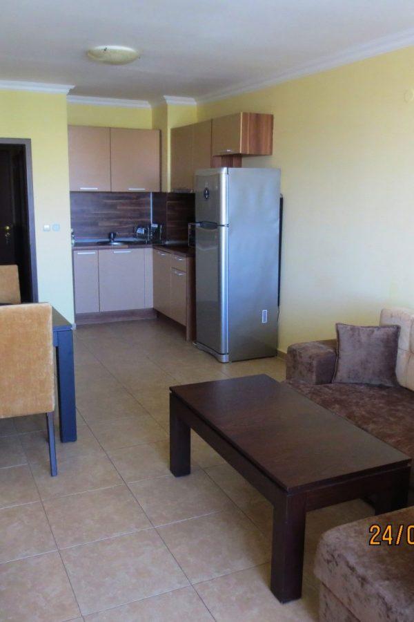 Примерен апартамент 4  ~50м² Гледка море