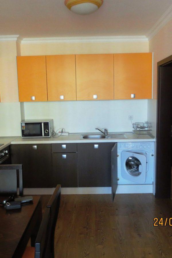 Примерен апартамент 6  ~50м² Гледка море
